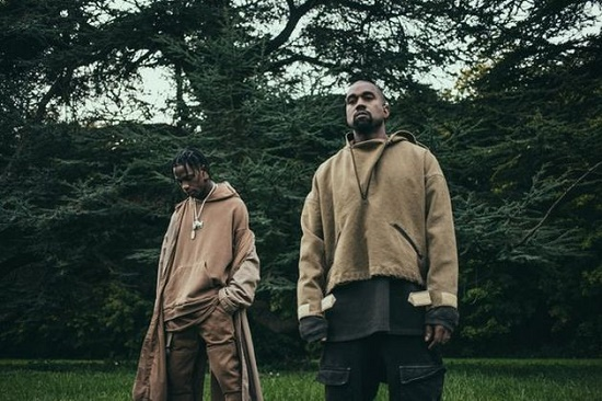 Travi$ Scott - Piss On Your Grave (Feat. Kanye West) [Vídeo]