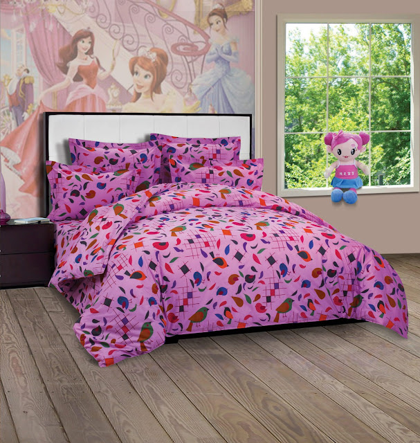 Bed sheets of by Adab for kids