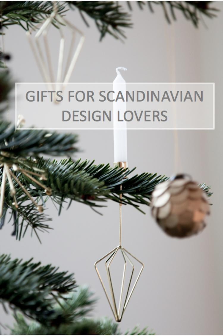 my scandinavian home: 2017 Gift Guide: For Lovers of Scandinavian Design