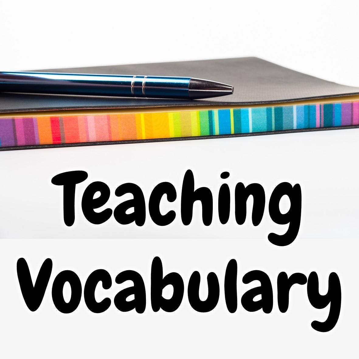 Mrsamy123 Teaching Vocabulary