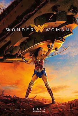 Nuevo póster de Wonder Woman
