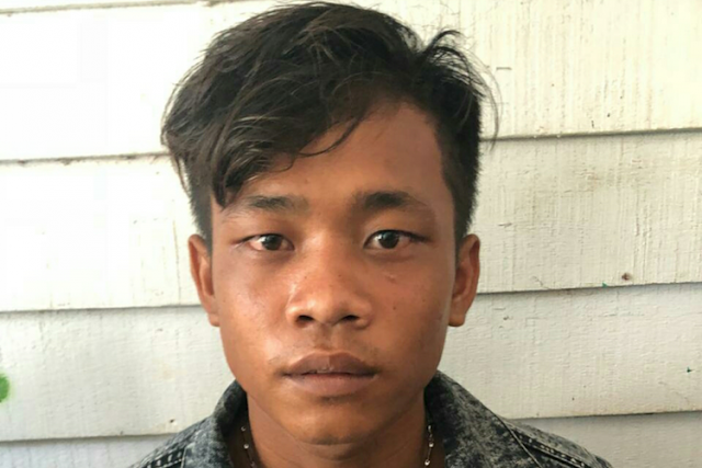 Polisi Riau Tangkap Begal yang Tendang Korbannya dari Motor