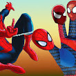 Spiderman Dragon Finger  ~ Finger Family Toys