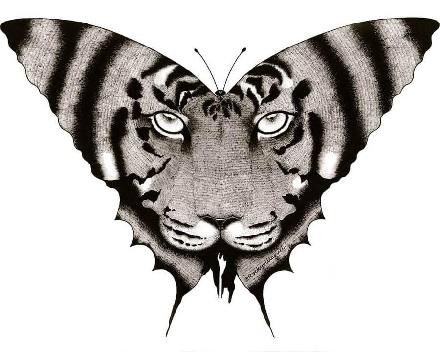 03-Tiger-Butterfly-Rocky-Villaruel-www-designstack-co
