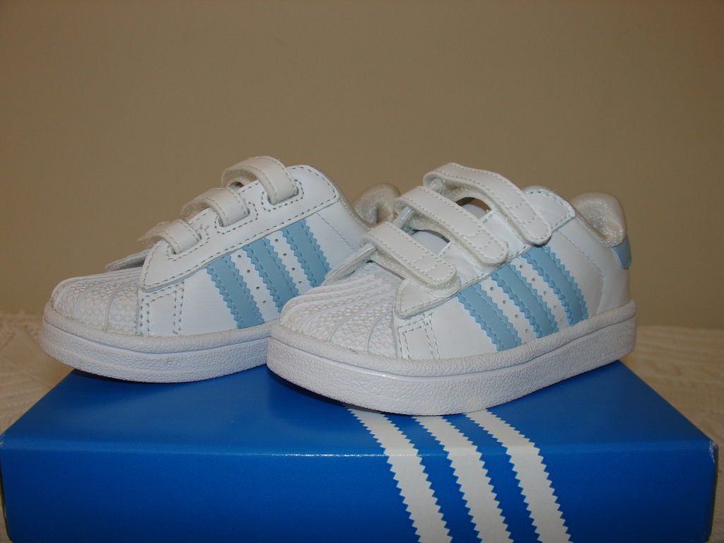 Adidas Toddler Superstar Shoes