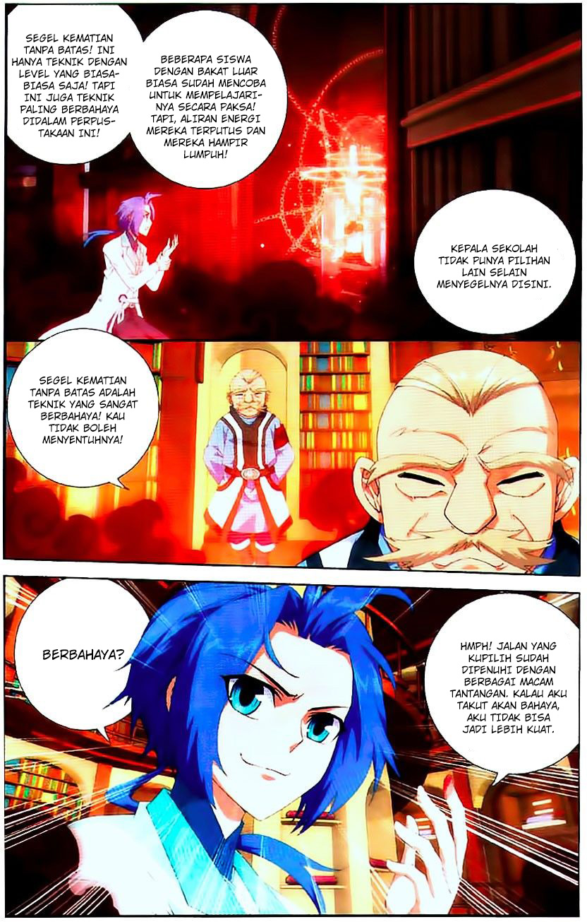 The Great Ruler Chapter 8