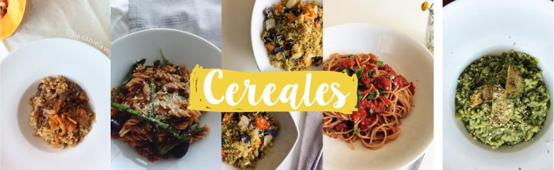 Cereales veganos de La Cazuela Vegana
