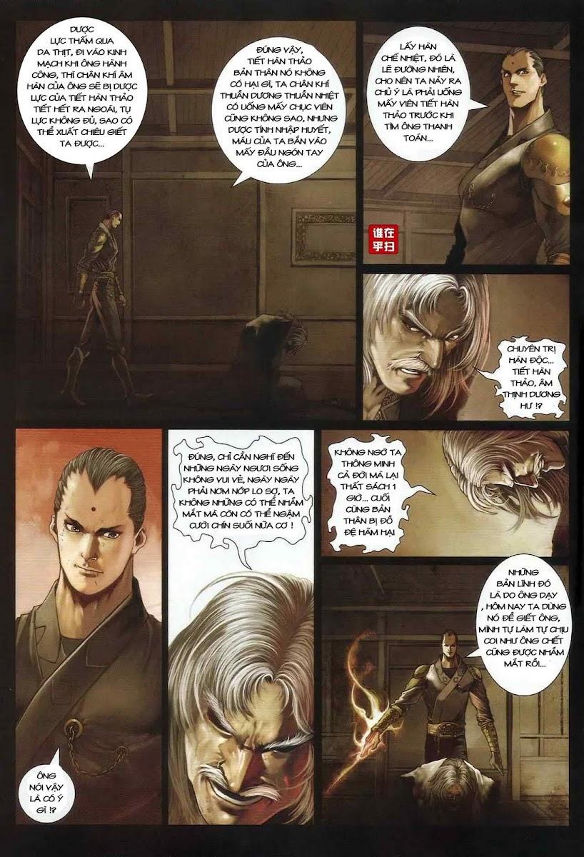 Ôn Thụy An Quần Hiệp Truyện chap 22 trang 15