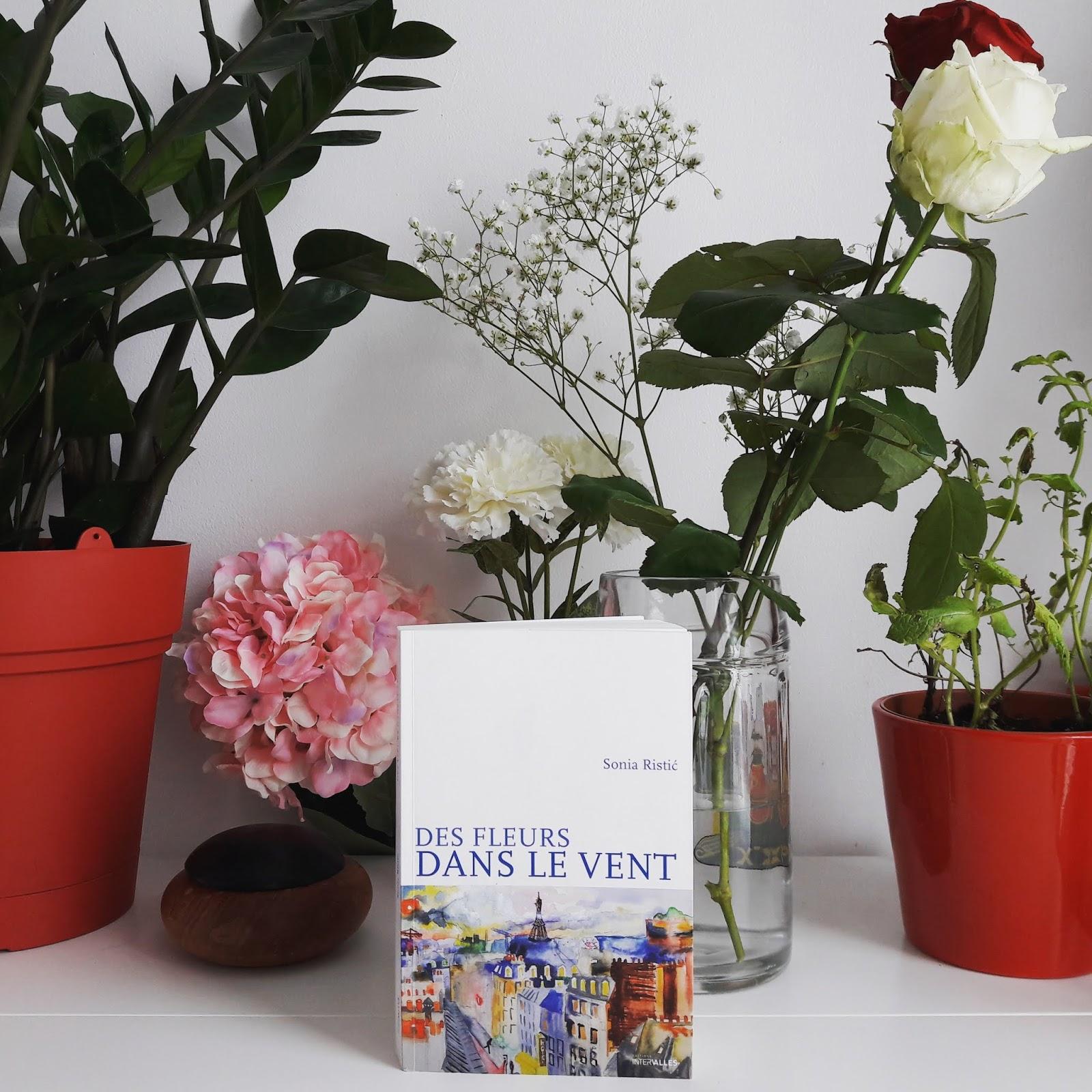Des fleurs dans le vent de Sonia Ristić