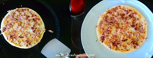 Onion uthappam recipe