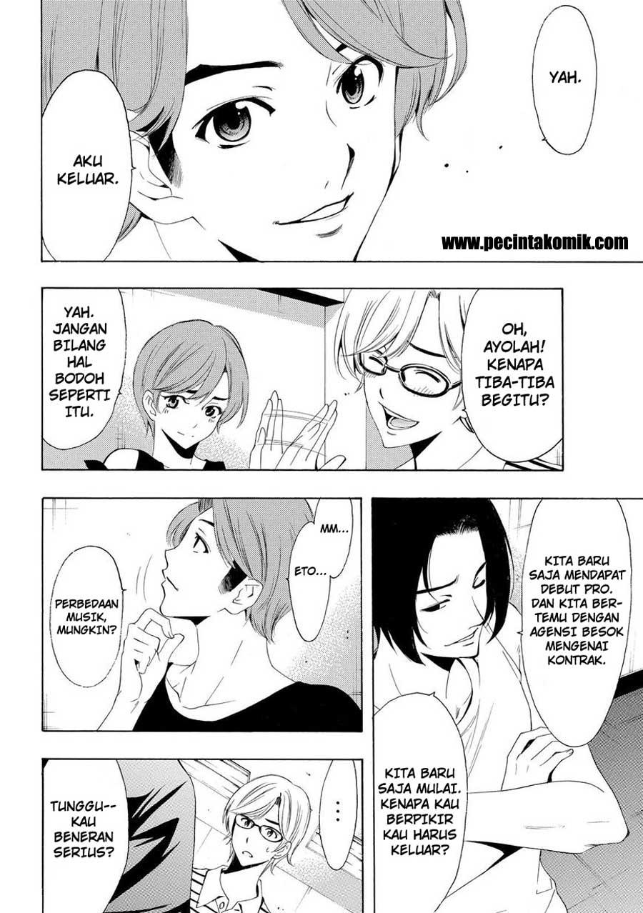 Fuuka Chapter 157-3