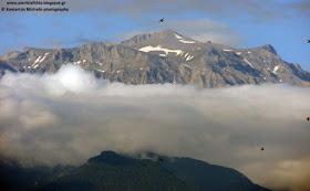 Όλυμπος: το βουνό των θεών, από τη Γεωλογία στο μύθο