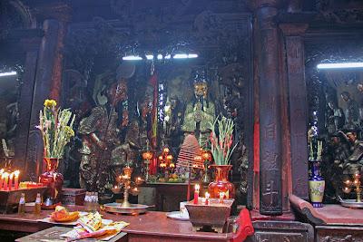 Main Altar of the Jade Emperor Pagoda