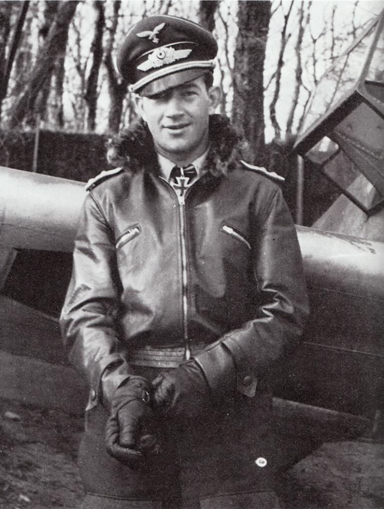 16 September 1940 worldwartwo.filminspector.com Luftwaffe pilot Hauptmann Joppien