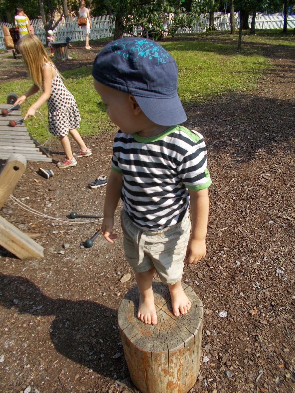 Lapset tallipihalla, tapahtumat lapsille tampere