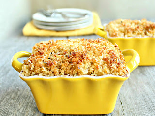 Smoked Gouda Macaroni and Cheese