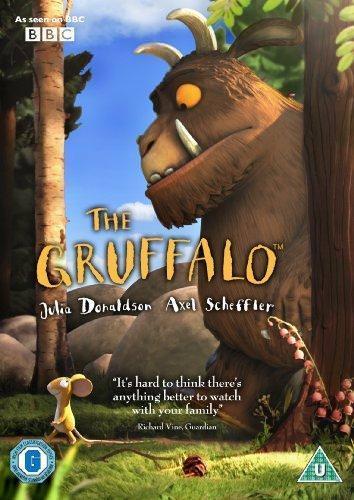 The Gruffalo 2009 Dual Audio