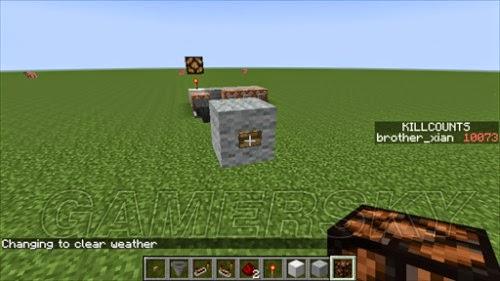 當個創世神 (Minecraft) 1.7+版本浮空方塊觸發器 | 娛樂計程車