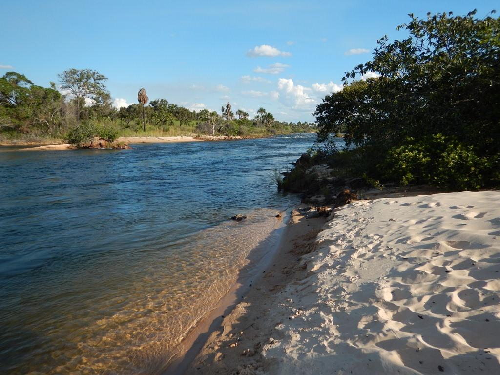 Flutuação no Rio Novo, Jalapão