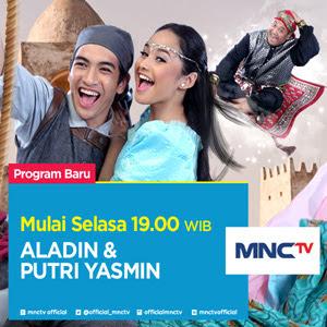 Aladin dan putri Yasmin (MNCTV)