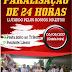 Sinpojud convoca servidores para paralisação de 24h nesta quinta-feira (8)