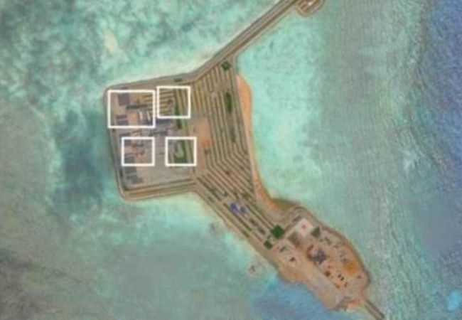 Tinuku Duterte cast public protests on Chinese artificial islands