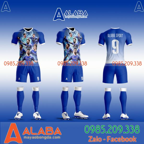 Áo CLB Chelsea 2019 mã ALB CH12