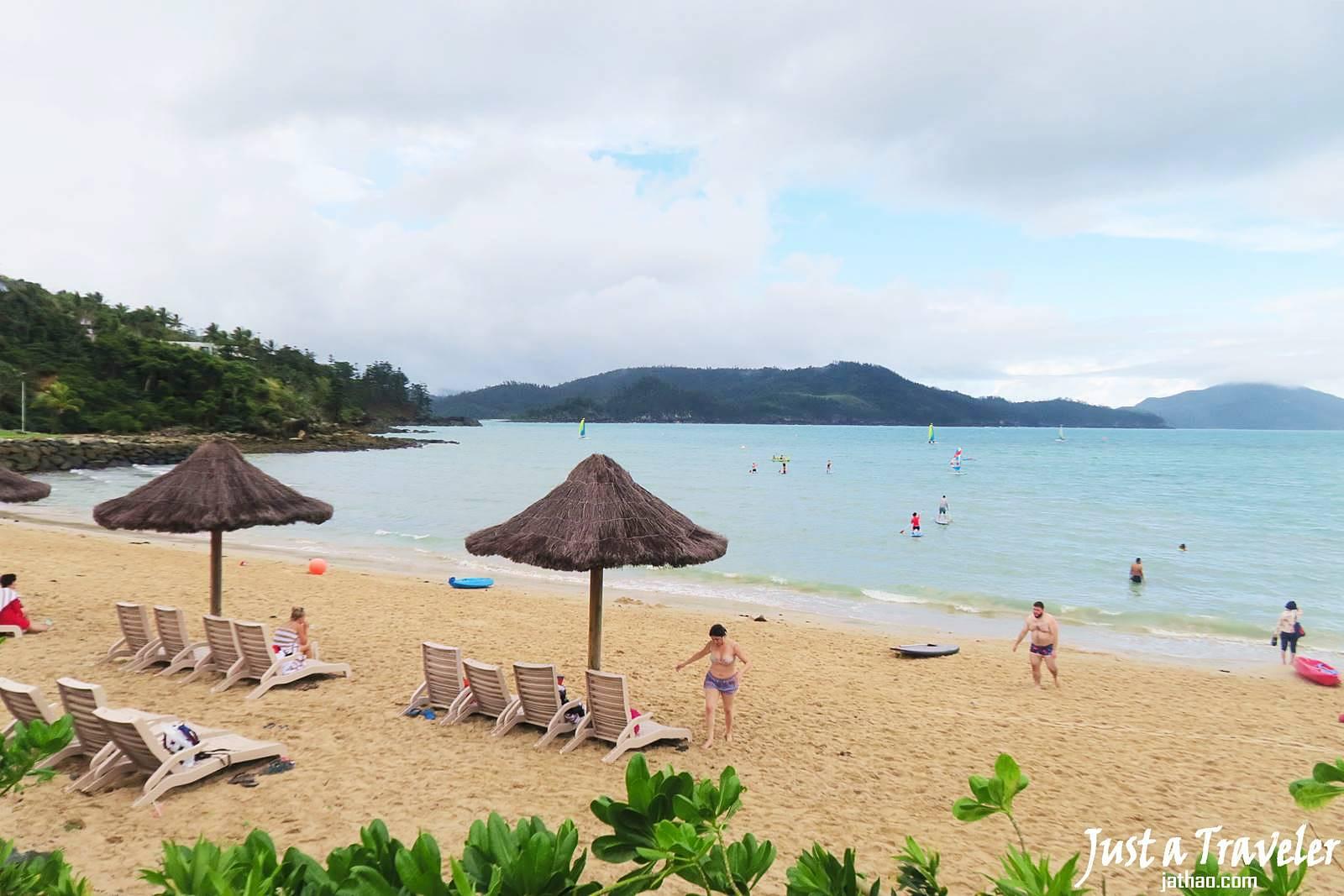 聖靈群島-漢密爾頓島-貓眼沙灘-Catseye Beach-景點-推薦-交通-遊記-自由行-行程-住宿-旅遊-度假-一日遊-澳洲-Hamilton-Island-Whitsundays