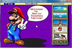 Download Mario Luyện gõ 10 ngón trên máy tính