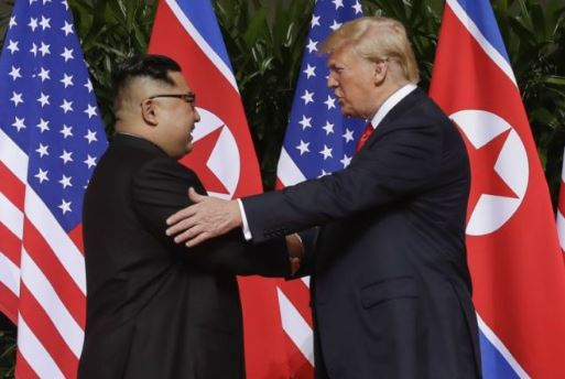 Summit with Kim 'better than anybody expected' – Trump