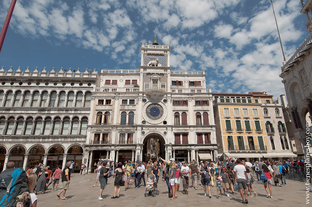 Plaza de San Marcos Venecia organiza viaje Italia