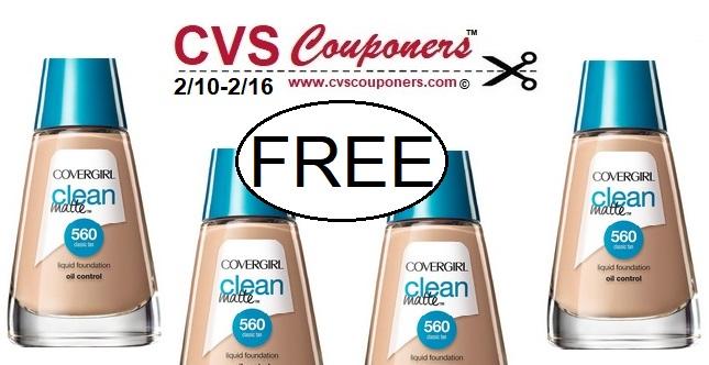 http://www.cvscouponers.com/2018/12/CVS-FREE-MoneyMaker-CoverGirl-Foundation-CVS.html