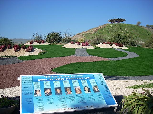 Víctimas de la Masacre en Isla de Paz