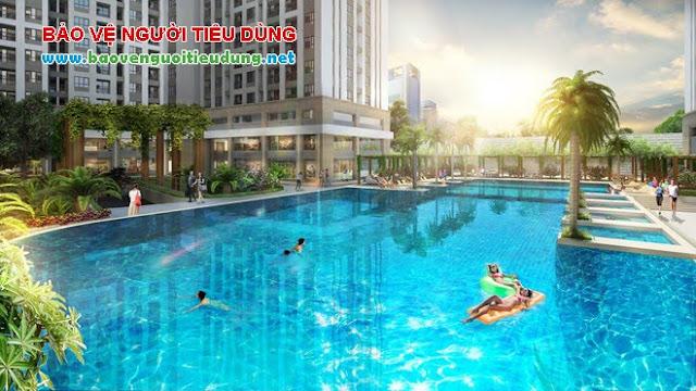 Không gian sống đẳng cấp căn hộ RichStar của Novaland tại Sài Gòn