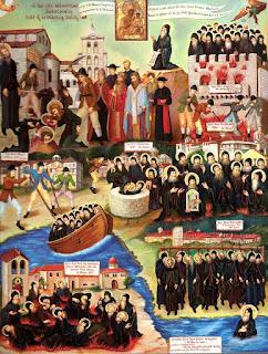 Γ. Νεκτάριος Μοναχός: Νέα Άγια ευωδιάζοντα λείψανα ομολογητών στο Άγιον Όρος