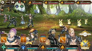 Idola Phantasy Star Saga Apk Mod for Android