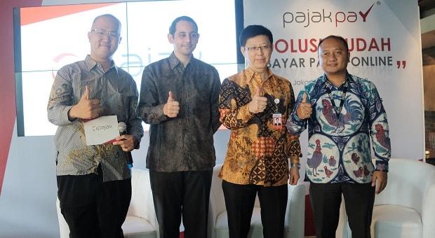 Pajakpay, Konstribusi Inovasi Teknologi untuk Perpajakan Indonesia