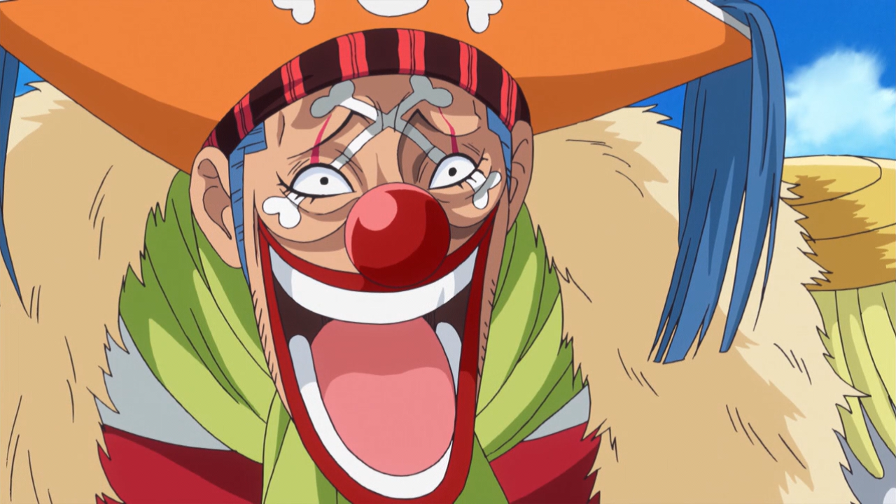 Hunter X One Piece: Buggy the Clown