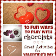 Chocolate Activities for Kids