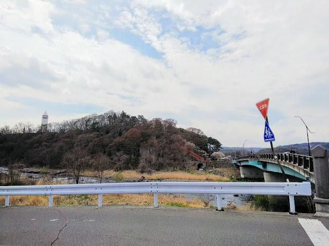 臼田橋 千曲川
