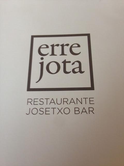 Restaurante erre jota. Restaurante josetxo de Pamplona