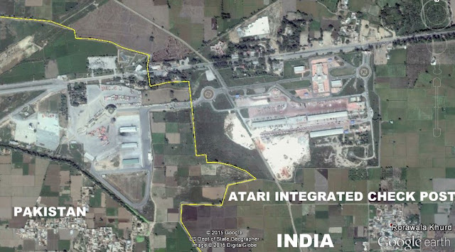 Image Attribute: ICP at Attari commissioned on 13th April, 2012