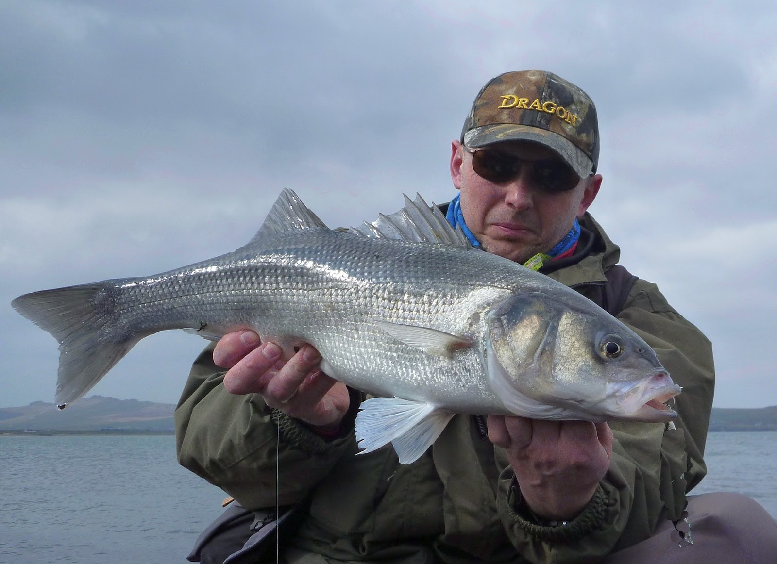 Sea Bass Hunting: Madness! Getting better!