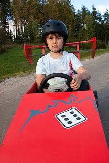 Bibblabloggen: Vill du vara med på lådbilsrace på Barnens dag?