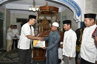 Safari Ramadhan, Kota Bima Destinasi ke-6 Gubernur dan Rombongan