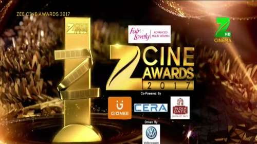 Poster Of Zee Cine Awards 2017 Watch Online Free Download