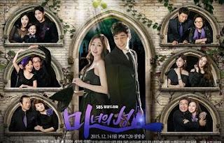 Korean Drama Witch's Castle