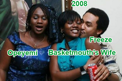 daddy freeze dating basketmouth wife
