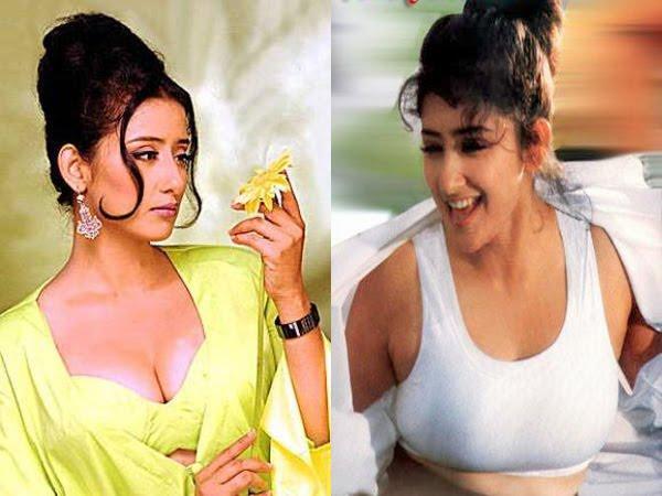 Manisha koirala bollywood actress hot nude real sex leaked 5