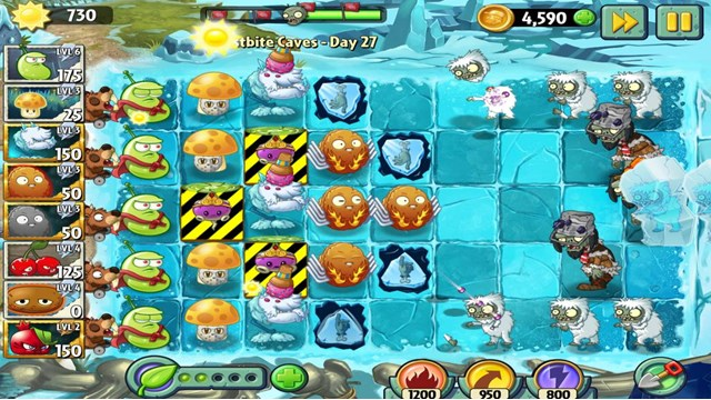 Download Plants vs Zombies 2 Android Gameplay